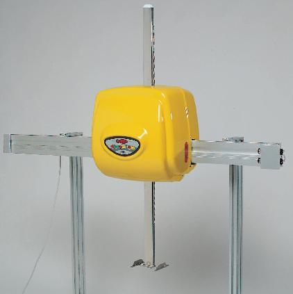 Robot traslatori sollevatori e automazione antropomorfe for Cesto per paranco