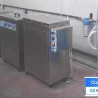 Impianti di trattamento completo dei metalli