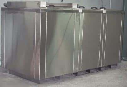 Lavatrici ad ultrasuoni per industria