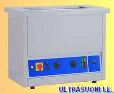 lavatrici a ultrasuoni multifrequenza